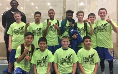 6th Grade – Champions Of Go-Live Feeder Shootout