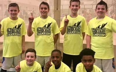 5th Grade Blue – Champions Of GO-LIVE Feeder Sunday Shootout