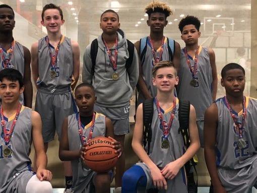7th Grade Grey – Champions Of Go Live Saturday Shootout