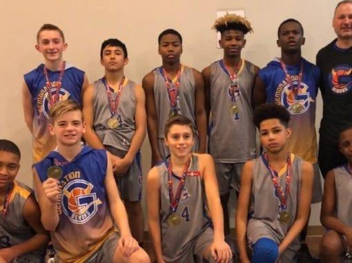 7th Grade Grey – Champions Of Go-Live Feeder Shootout