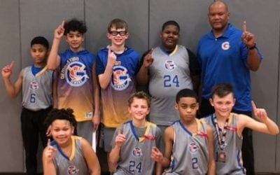 6th Grade White – Champions Of Play Hard Hoops Feeder League
