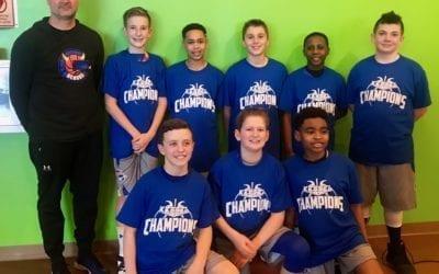 6th Grade Grey – Champions Of Go-Live Feeder Shootout